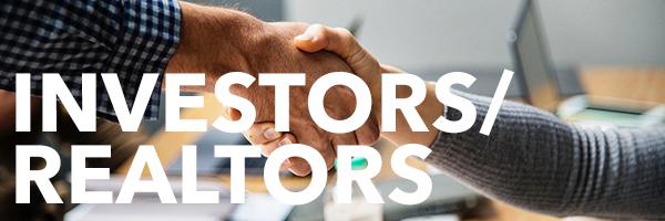 Investors/Realtors